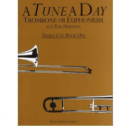 A Tune A Day For Trombone Or Euphonium Book 1