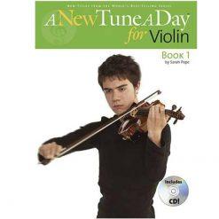 A New Tune A Day: Violin - Book 1