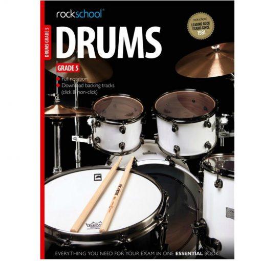 Rockschool Drums Grade 5 2012 - 2018