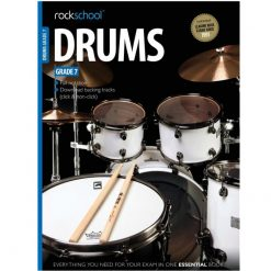 Rockschool Drums - Grade 7 (2012-2018)