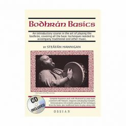 Bodhran Basics Book & Cd