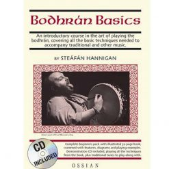 Bodhrán Basics (Book/CD)