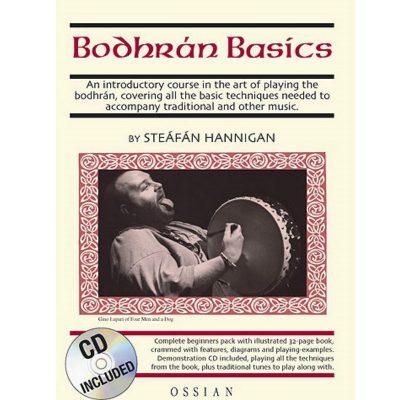 Bodhrán Basics (Book/CD)