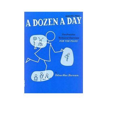 A Dozen A Day Book One: Primary