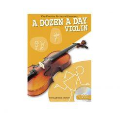 A Dozen A Day - Violin Pre Practice
