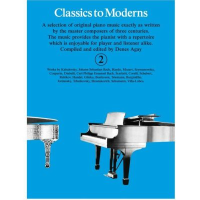Classics To Moderns 2