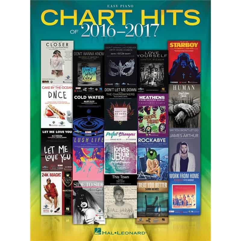 Chart Hits 2016-2017