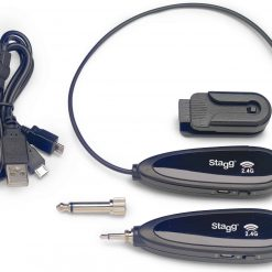 Stagg Wireless Guitar Transmission Set