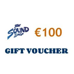 Sound Shop Gift Voucher