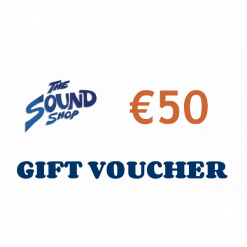 Sound Shop Gift Voucher
