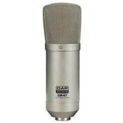 DAP Audio CM-67 Studio Condenser Microphone D1366