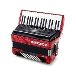 Hohner Bravo III 72 Bass Accordion