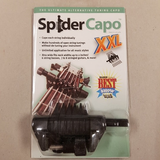 spider capo xxl