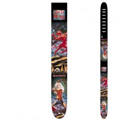 Iron Maiden strap