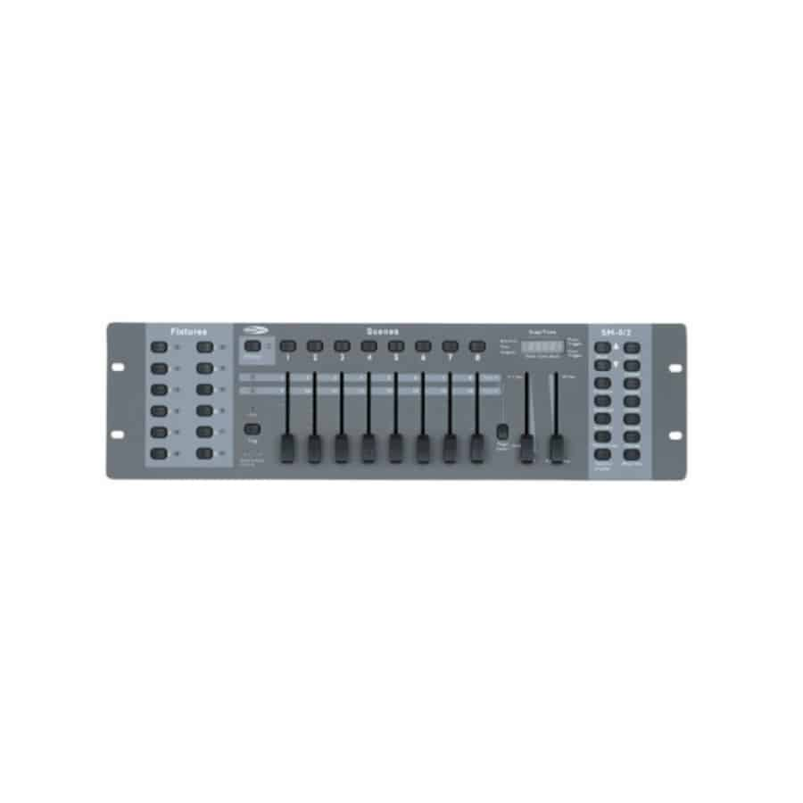 Showtec SM-8/2 Lighting Controller
