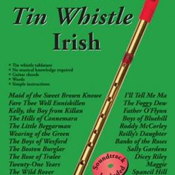 Instant Tin Whistle - Irish Book/CD Set