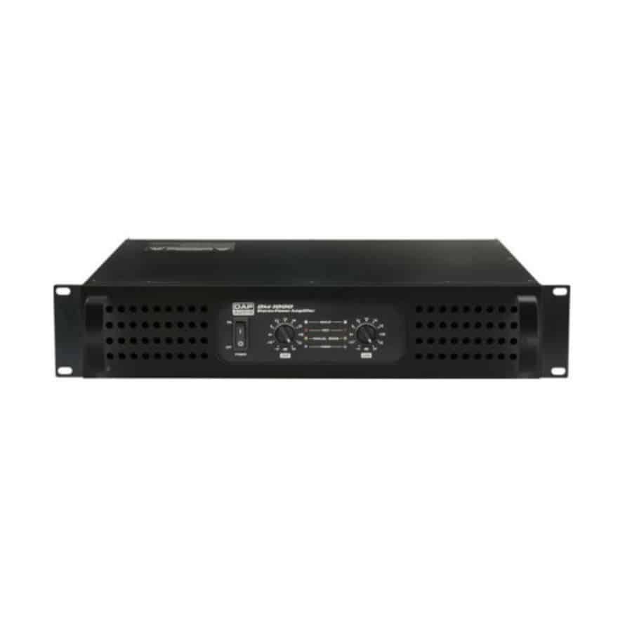 DAP Audio DM-1000 Power Amp