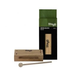 Stagg WB 326S Woodblock
