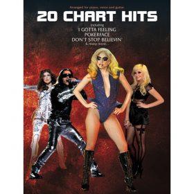 20 Chart Hits / Piano, Vocal & Guitar