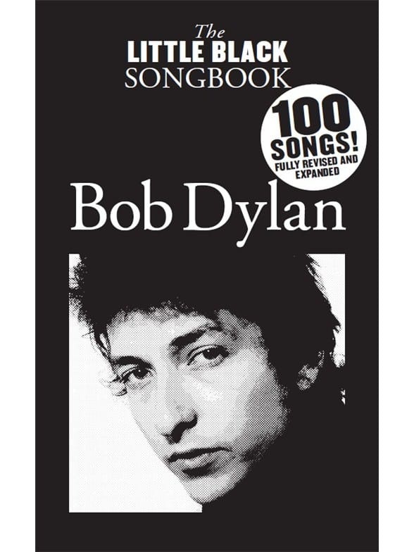 The Little Black Songbook: Bob Dylan Books | Guitar, Lyrics & Chords