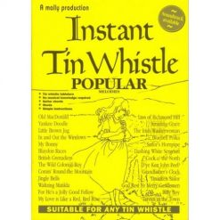 Instant Tin Whistle - Popular