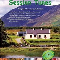 101 Easy Irish Session Tunes Book