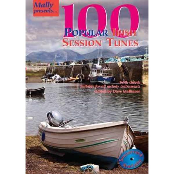 100 Popular Irish Session Tunes