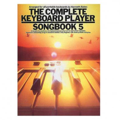The Complete Keyboard Player Songbook 5