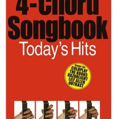 4-Chord Songbook: Today's Hits Guitar
