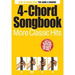 4-Chord Songbook - More Classic Hits | Guitar