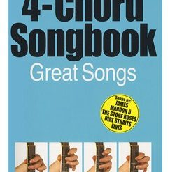 4-Chord Songbook: Great Hits Books | Lyrics / Chords