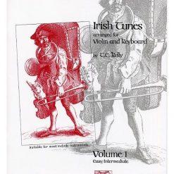 Irish Tunes: Volume One   Violin, Keyboard
