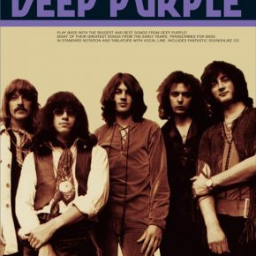 Authentic Playalong: Deep Purple and CD | Bass Guitar