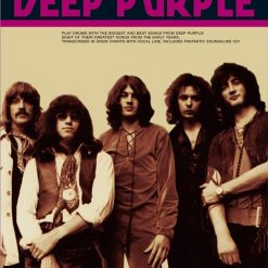 Authentic Playalong: Deep Purple (Drums)
