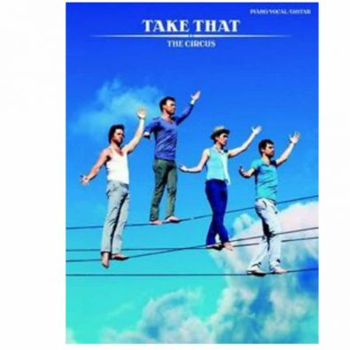 Take That The Circus Pvg