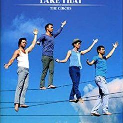 Take That The Circus (Piano/Voice/Guitar)
