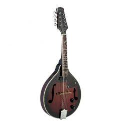 Stagg M50E Bluegrass Mandolin With Pickup - Sound Shop Ireland