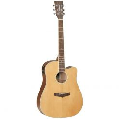 Tanglewood TW10E Winterleaf Series Dreadnought With Cut Away & Pickup