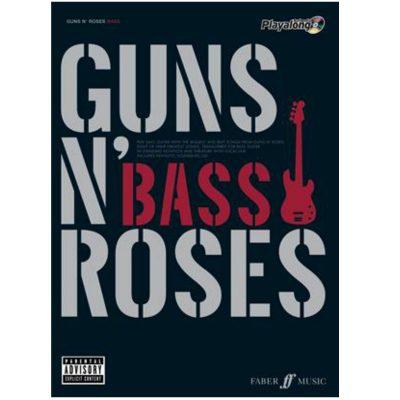 Guns N' Roses: Playalong Bass: Bass Guitar