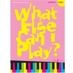 What else can I play - Piano Grade 2