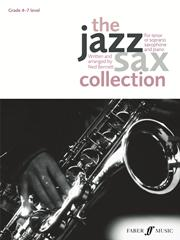The Jazz Sax Collection (Tenor/Soprano Saxophone) (Instrumental Solo/Score & Parts)