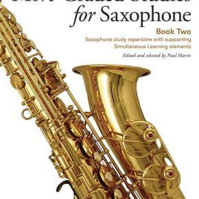 Paul Harris: More Graded Studies For Saxophone - Book 2 (Instrumental Solo)