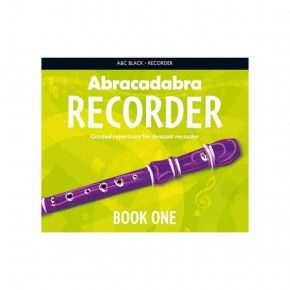 Abracadabra Recorder Book 1 (Pupil's Book) Soprano (Descant) Recorder