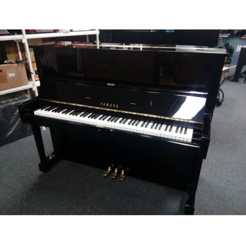 yamaha u1 1980 reconditioned upright acoustic piano. Black Bedroom Furniture Sets. Home Design Ideas