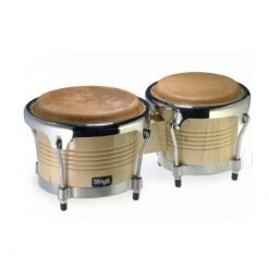 Stagg BW300N Deluxe Latin Wood Bongos - Sound Shop Ireland