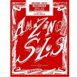Amazing Solos Ab Recorder