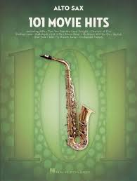 tenor sax 101 movie hits