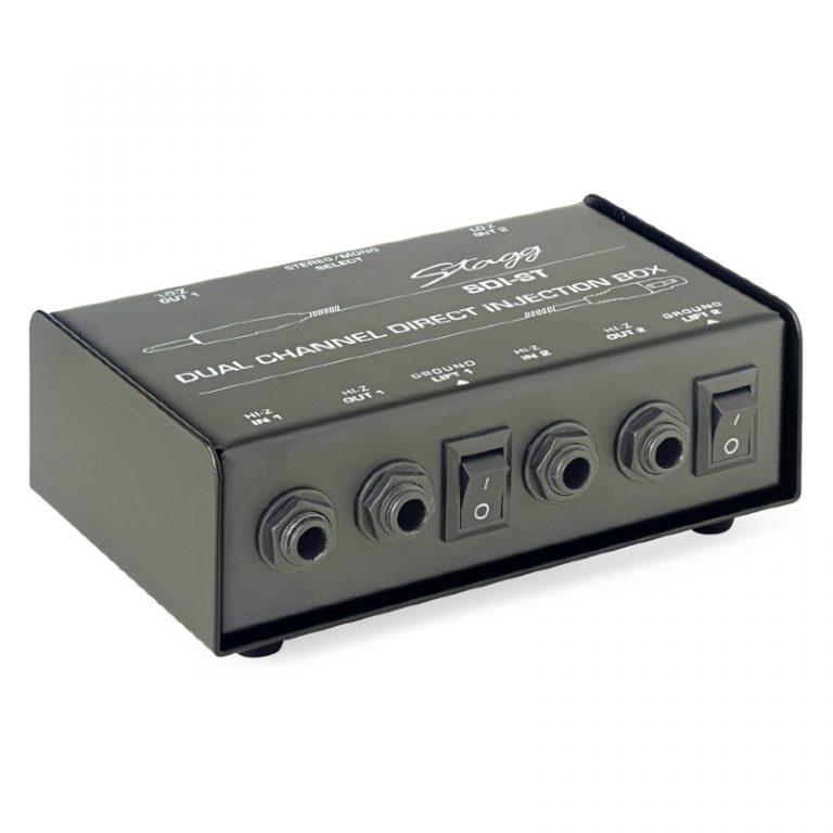 Stagg SDI-ST DI Box
