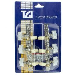 TGI TG443 Lyra Style Nickel Machine Heads For Classical Guitar