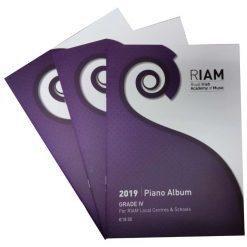 RIAM Junior Book
